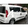 Тонировка автостекол на Fiat Doblo 2010