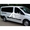 Тонировка автостекол на Fiat Scudo,  Peugeot Expert,  Citroen Jumpy 07