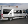 Тонировка автостекол на Mercedes-Benz Sprinter (06-)