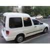 Тонировка автостекол на автомобиль VW Caddy,  Siat Inka (97-03)
