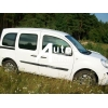 Тонировка боковых автостекол на автомобиль Renault Kangoo 08