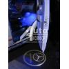 Установка лазерного LED проектора логотипа Вашего автомобиля
