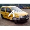 Установка (врезка)  автостекла на автомобиль VW Caddy (04-)