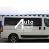 Установка (врезка)  автостекол на автомобиль Fiat Dukato,  Citroen Jamper,  Peugeot Boxer 07-