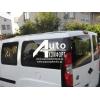 Установка (врезка)  стекла на Fiat Doblo 2010