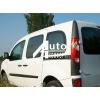 Задний салон,  левое окно на автомобиль Renault Kangoo 08-