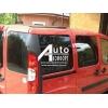 Задний салон,  правое окно,  короткая база на Fiat Doblo 2000
