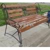 Кованые лавочки,  скамейки для сада,  кованые изделия от производителя.