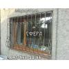 Металлические оконные решетки,  изготовление и установка решеток.