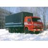 Камаз (тент,     борт)     10 тонн Москва