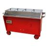 Изотермический прилавок передвижной для пирожков и других изделий