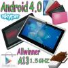 """Планшетный ПК AllWinner 7"""" Android 4. 0 Wi-Fi 3G + Кожаный чехол в Подарок"""