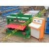 Производство глазурованной черепицы (профнастил) .  Оборудование из Китая.