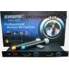 Радиосистема SM 58 Shure LX 88III 2 микрофона цена 800грн.