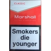 Сигареты опт мелкий крупный Marshall Gentile cherry 270$ -500 пачек