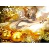 Новогодняя красавица  Амира- канадский сфинкс