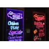 sparkle neon board