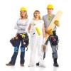 Строители для строительной компании