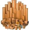 Трубы ПВХ и фитинги для наружной канализации ф110-500