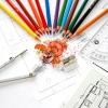 Обучение в школе дизайна.