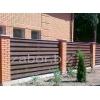 Забор деревянный | Установка деревянных заборов | Штакетник